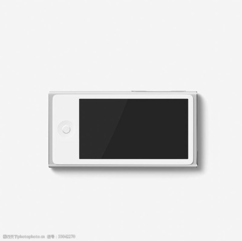 视频播放器手机展示样机