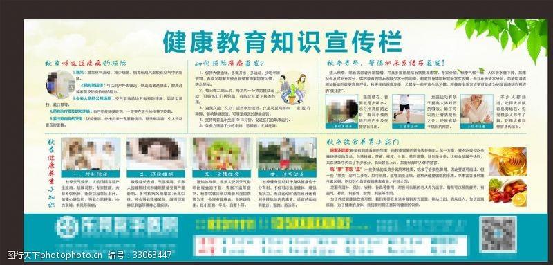 饮食原则健康教育宣传栏