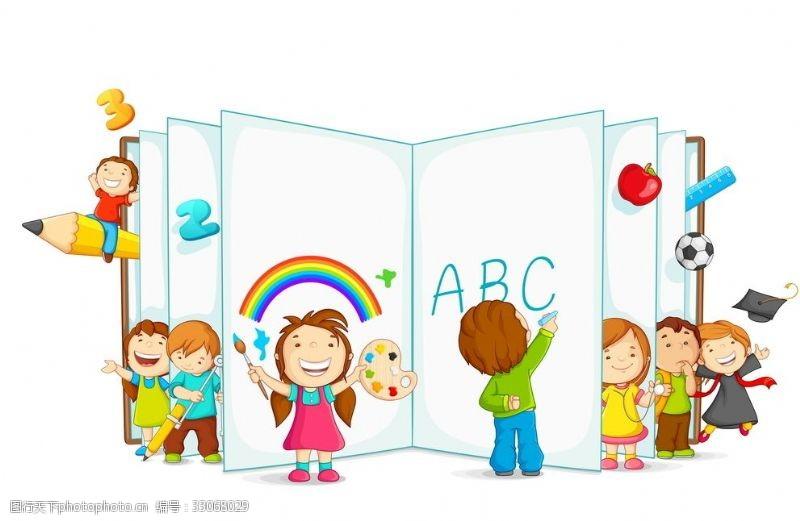 动漫玩偶卡通儿童