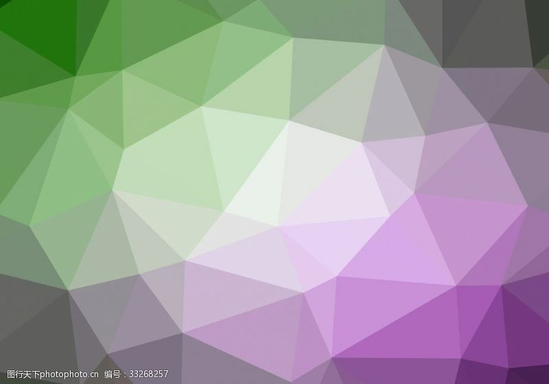 彩色钻石切割背景