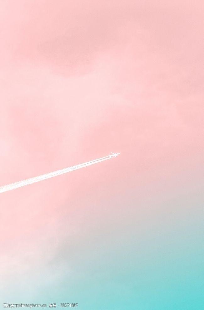 甜蜜粉色粉色背景