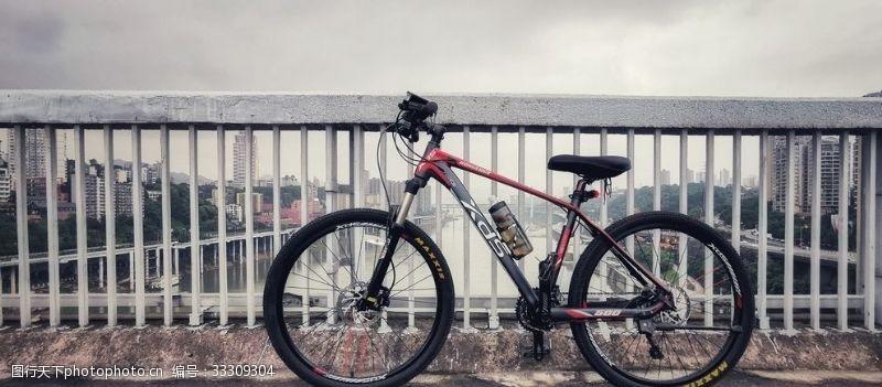 喜德盛山地自行车