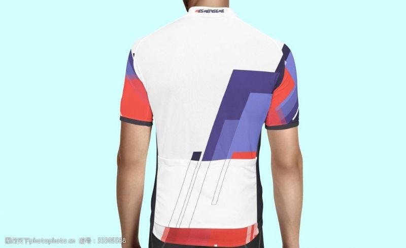骑行服运动短袖