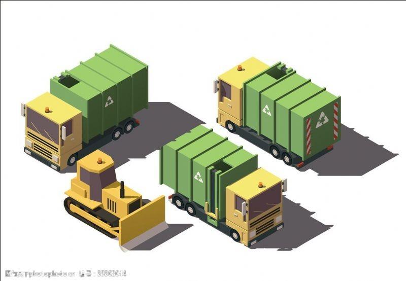 环卫车垃圾回收车
