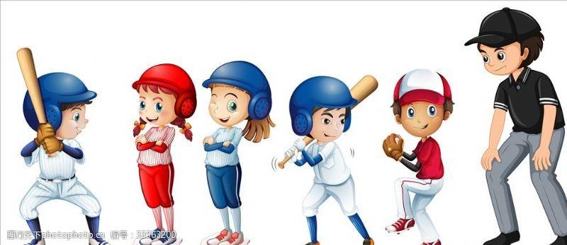 体育比赛棒球