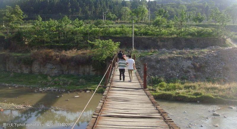 木头桥板桥
